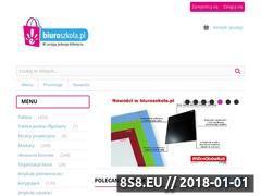 Miniaturka domeny biuroszkola.pl