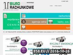 Miniaturka domeny biurotuleja.pl