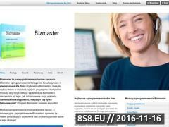 Miniaturka domeny www.bizmaster.pl