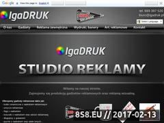 Miniaturka domeny www.biznes-zuromin.pl