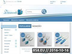 Miniaturka domeny bizuteriadiamento.pl
