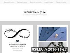 Miniaturka domeny www.bizuterialumia.pl