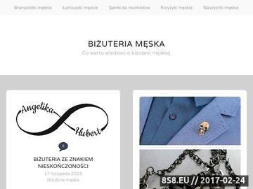 Zrzut strony Biżuteria - sklep Zamość