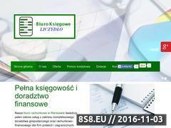 Miniaturka domeny www.bkliczydlo.pl