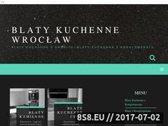 Miniaturka domeny blatykuchenne-wroclaw.pl