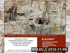 Miniaturka domeny www.blechert.pl