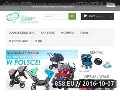 Miniaturka domeny blizniaki.waw.pl