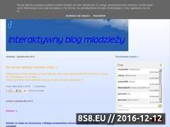Miniaturka domeny blog-interaktywnie.blogspot.com