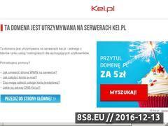 Miniaturka domeny blog.wojciechprzybylski.com