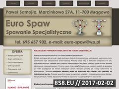 Miniaturka domeny www.blokadyparkingowe.eu