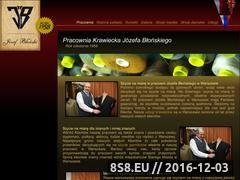 Miniaturka domeny www.blonski.pl