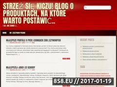 Miniaturka domeny bloodmafia.pl