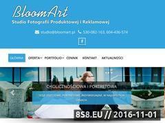 Miniaturka domeny bloomart.pl