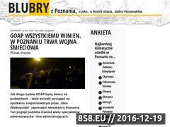 Miniaturka domeny blubry.pl