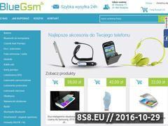 Miniaturka domeny bluegsm.pl