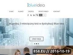 Miniaturka domeny blueidea.pl
