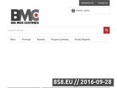Miniaturka domeny bmc-zone.pl