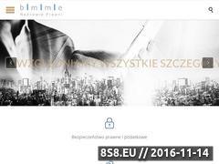 Miniaturka domeny www.bmme.pl