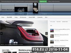 Miniaturka domeny www.bmw-diesel.pl
