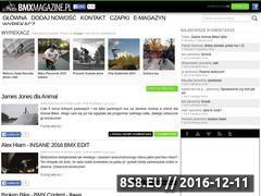 Miniaturka domeny bmxmagazine.pl