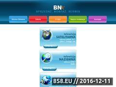 Miniaturka domeny www.bnc.com.pl