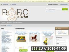 Miniaturka bobonierka.com (Zabawki dla dzieci)