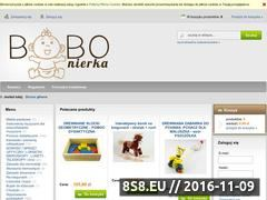Miniaturka domeny bobonierka.com