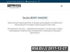 Miniaturka body-makers.pl (Trener personalny Tarnowskie Góry)