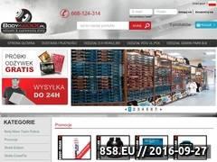 Miniaturka domeny www.body-maxx.pl