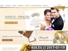 Miniaturka domeny bogold.pl