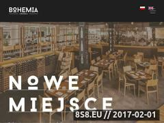 Miniaturka bohemiarestaurant.pl (Sale na eventy)