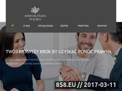 Miniaturka domeny bohosiewicz-adwokaci.pl