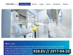 Miniaturka domeny bolt-laser.pl
