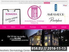 Miniaturka domeny www.bonadea.com.pl
