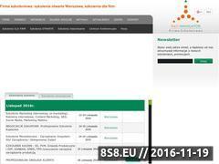 Miniaturka domeny www.bonavigator.pl