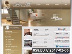 Miniaturka domeny www.bonwilk.pl