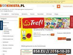 Miniaturka domeny bookinista.pl