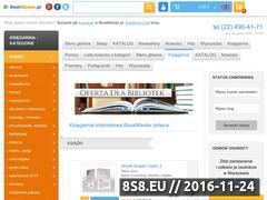 Miniaturka domeny www.bookmaster.pl