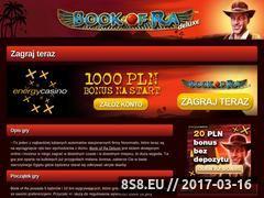 Miniaturka domeny bookofradeluxe.pl