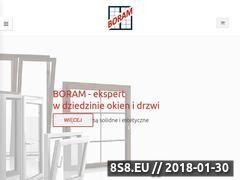 Miniaturka boram.pl (Okna PCV)