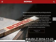 Miniaturka domeny borga.pl