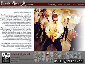 Zrzut strony Fotografia slubna pełna emocji Wrocław