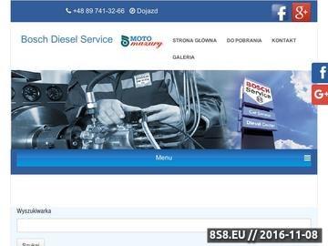Zrzut strony Akumulatory Bosch Olsztyn