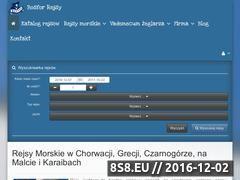 Miniaturka domeny www.bosforrejsy.pl