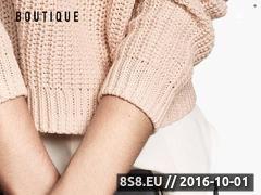 Miniaturka Nadwyżki produkcyjne odzieży damskiej (boutique.torun.pl)