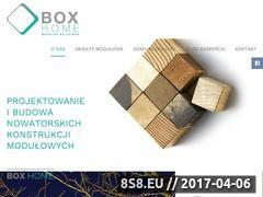 Miniaturka domeny boxhome.eu