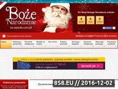 Miniaturka domeny bozenarodzenie.na-wesolo.com.pl