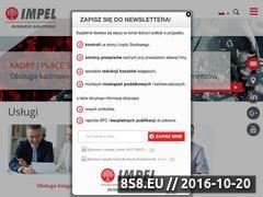 Miniaturka domeny bpo.impel.pl