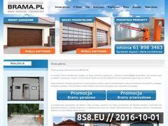 Miniaturka domeny www.brama.pl