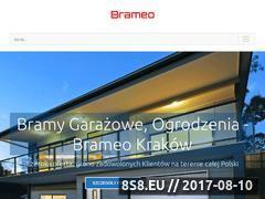 Miniaturka domeny brameo.pl